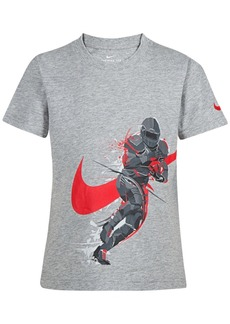Nike Little Boys Football-Print T-Shirt