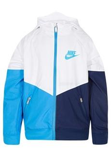 Nike Little Boys Full-Zip Windbreaker