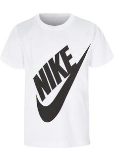 Nike Little Boys Futura-Print Cotton T-Shirt