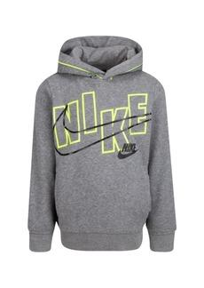 Nike Little Boys Glow Pullover Hoodie