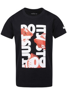Nike Toddler Boys Just Do It Graphic Cotton T-Shirt