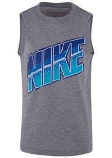Nike Little Boys Graphic-Print Sleeveless T-Shirt