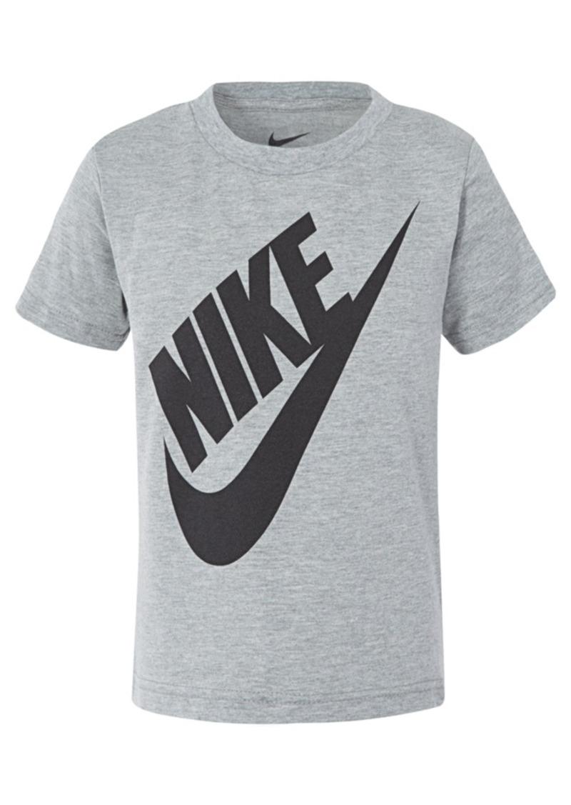new styles 11a35 b07e7 Little Boys Jumbo Futura Graphic-Print Cotton T-Shirt. Nike