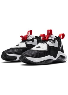 Nike Little Boys Lebron Soldier 14 Basketball Sneakers from Finish Line