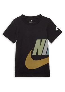 Nike Little Boy's Logo Graphic Tee