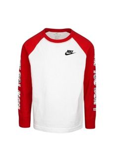 Nike Toddler Boys Logo T-Shirt