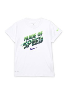 Nike Little Boy's Made of Speed Tee