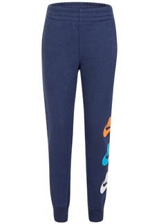 Nike Little Boys Multi-Color Fleece Jogger Pants