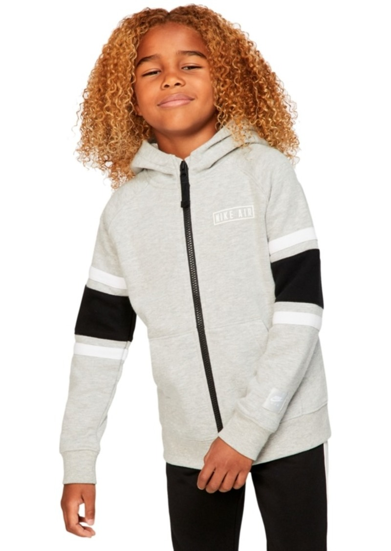 Nike Little Boys Nike Air Zip-Up Hoodie