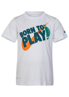 Nike Little Boys Play-Print T-Shirt