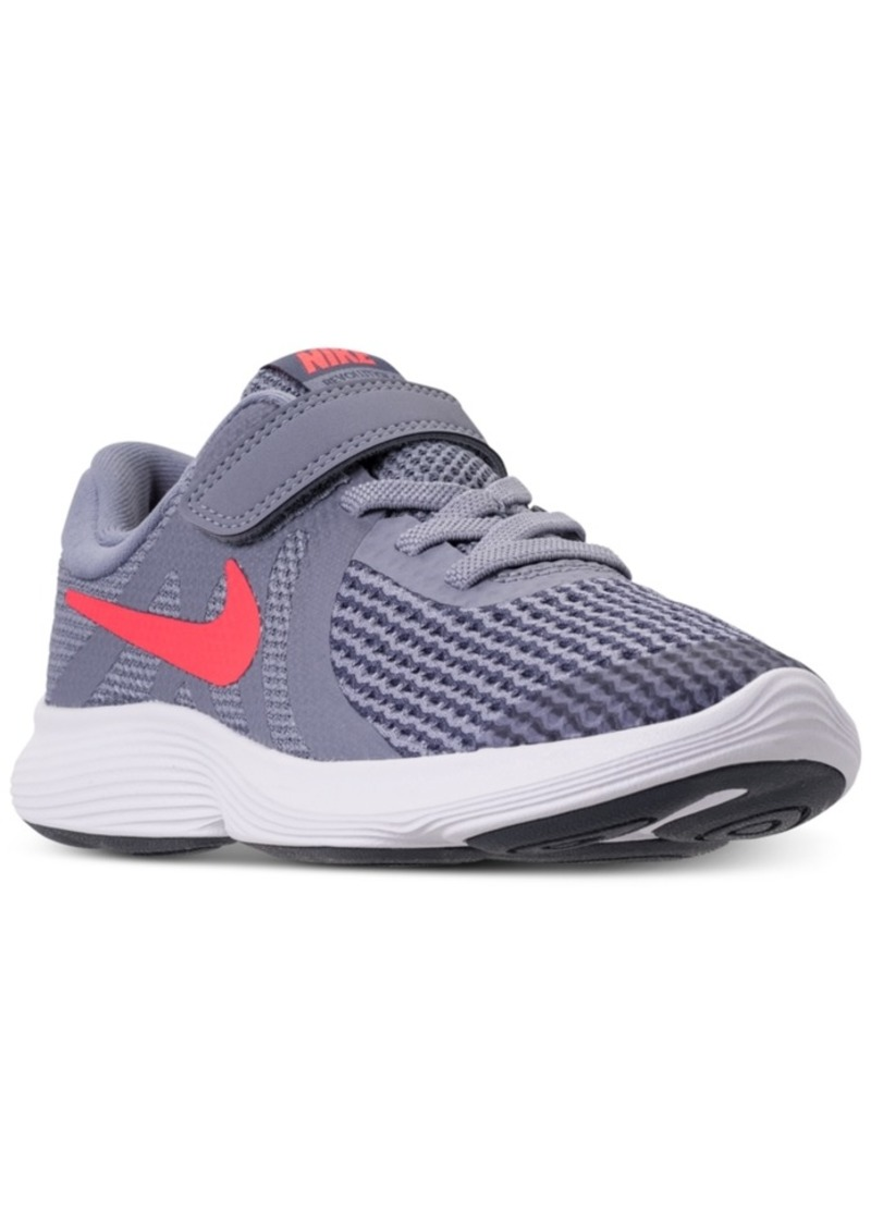 a1fe73917d6a SALE! Nike Nike Little Boys  Revolution 4 Athletic Sneakers from ...
