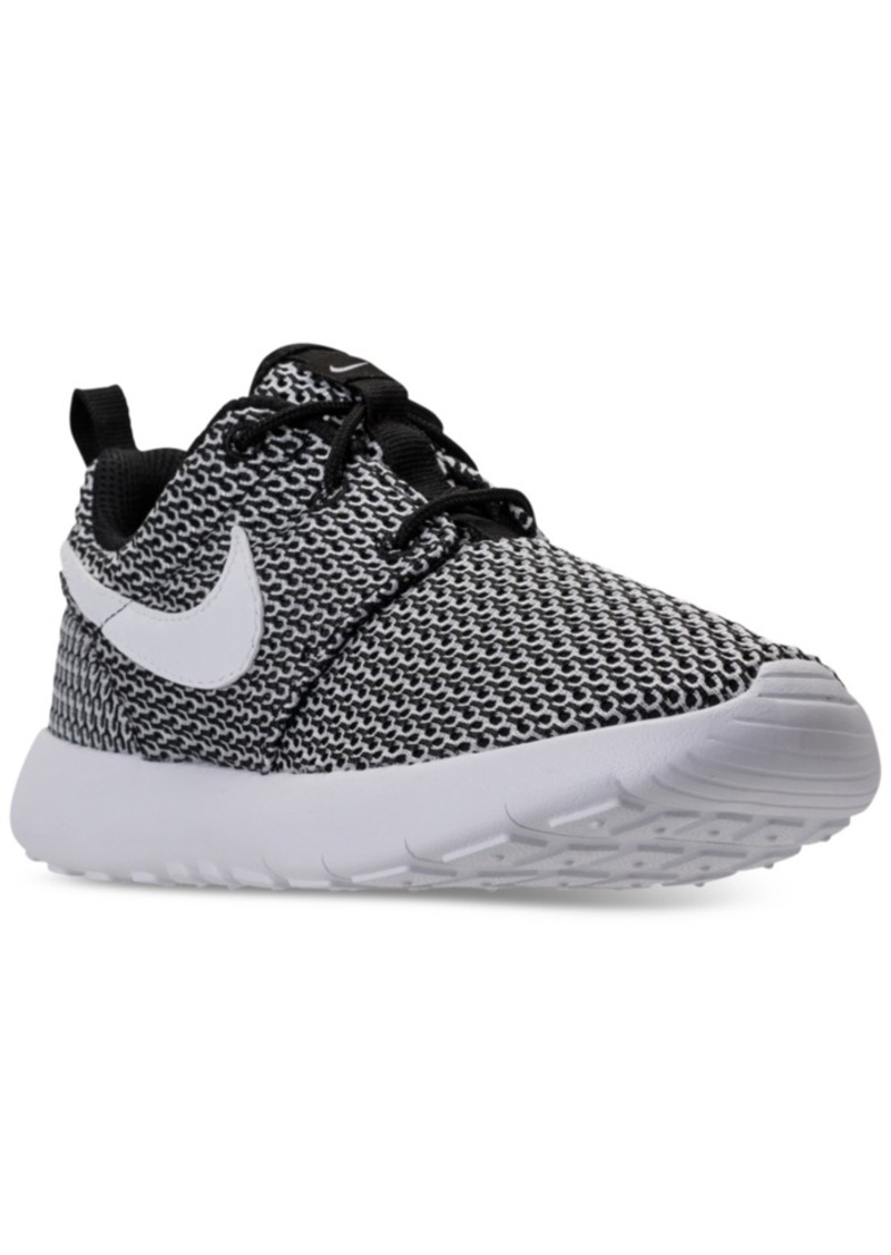 df0361d89ba49 Nike Nike Little Boys  Roshe One Casual Sneakers from Finish Line ...