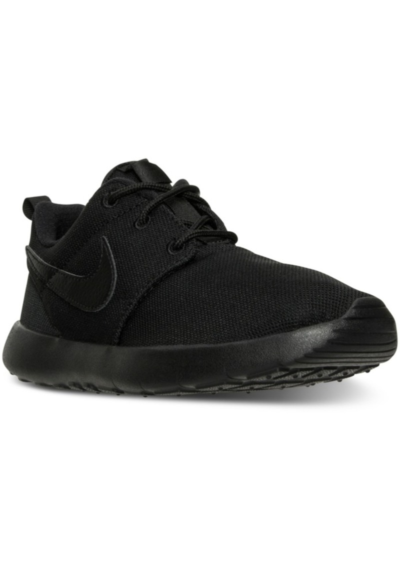 the best attitude 28a56 4e17e Little Boys' Roshe One Casual Sneakers from Finish Line