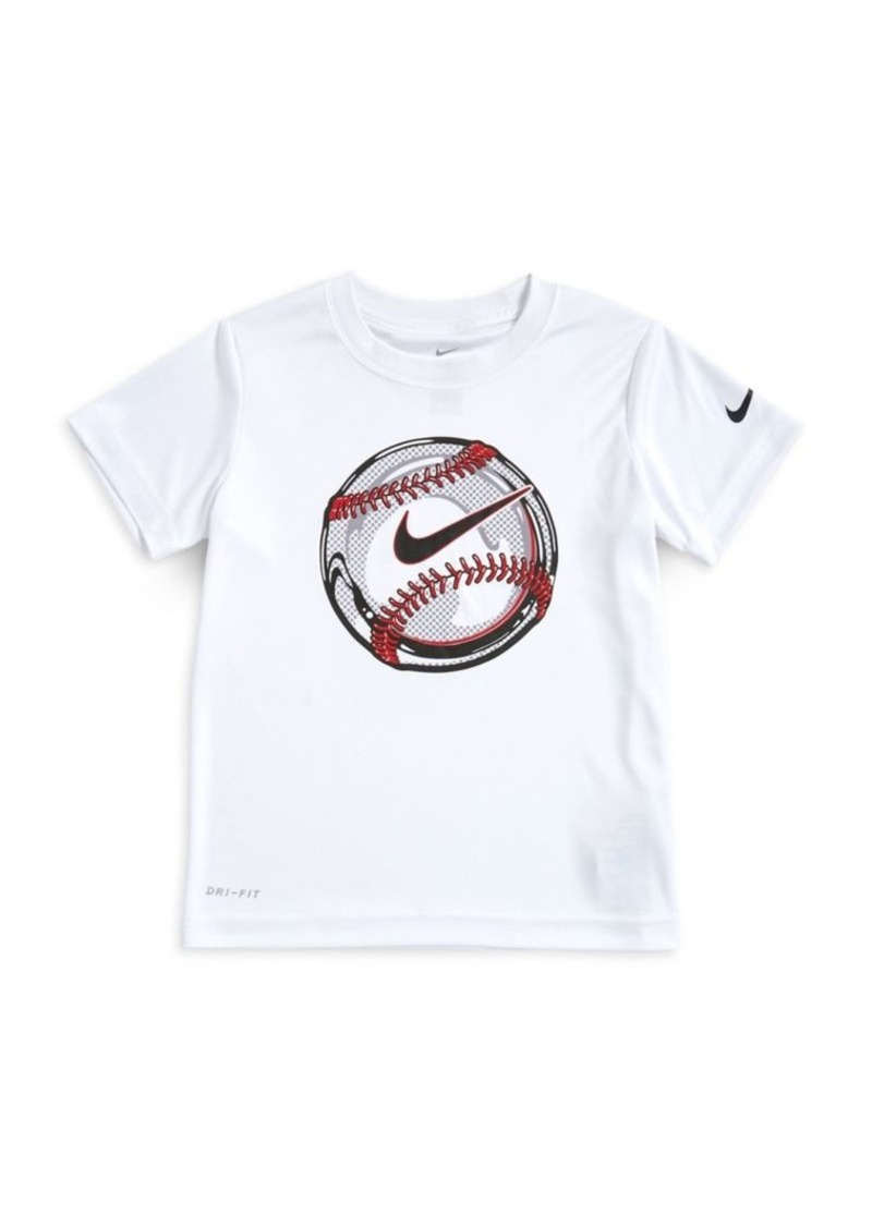76ee86c2b6e SALE! Nike Nike Little Boy s Short Sleeve Baseball Tee