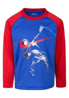 Nike Toddler Boys Sports-Print T-Shirt