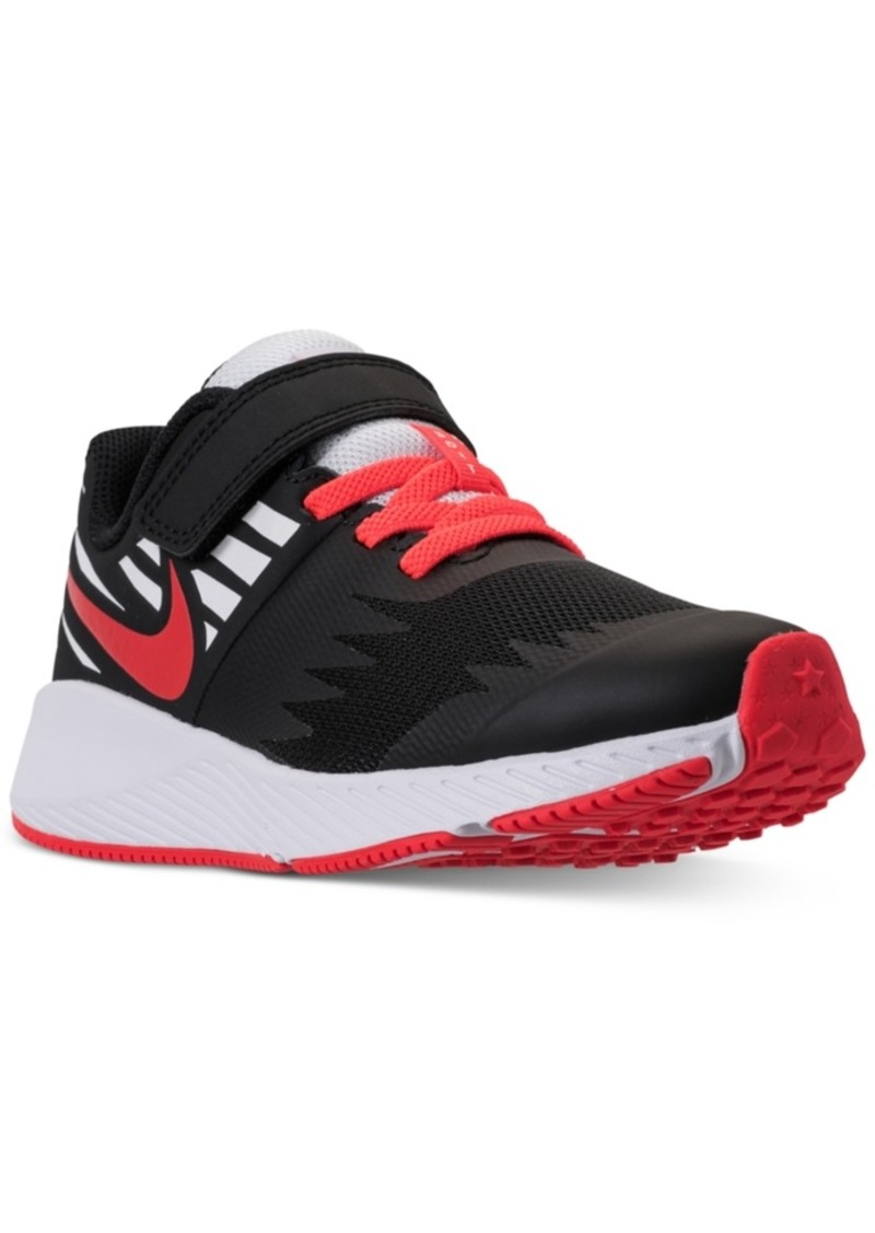 314a0c9f5bb1 Little Boys  Star Runner Just Do It Running Sneakers from Finish Line. Nike