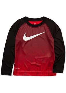 Nike Toddler Boys Dri-fit Way Too Fast Graphic T-Shirt