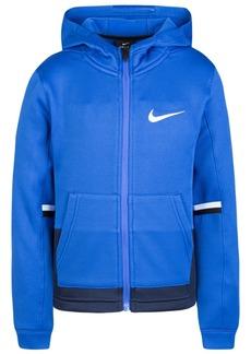 Nike Little Boys Therma Elite Zip-Up Hoodie