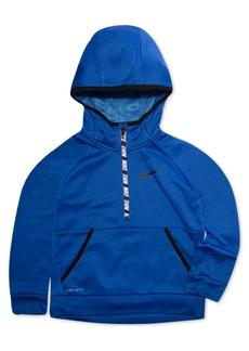 Nike Little Boys Therma-fit Half-Zip Hoodie