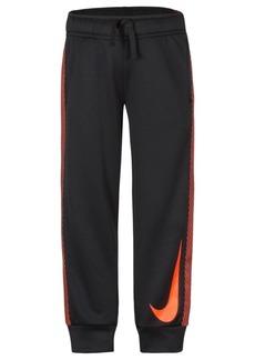 Nike Little Boys Therma-fit Mesh Jogger Pants
