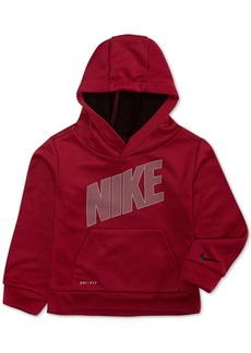 14a16b75f00ce0 Nike Toddler Boys Therma-fit Mesh Pullover Hoodie