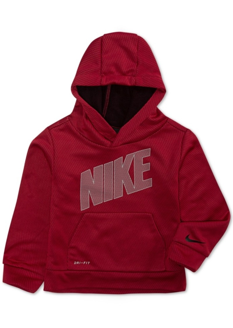 4db0c6f9bf SALE! Nike Nike Toddler Boys Therma-fit Mesh Pullover Hoodie