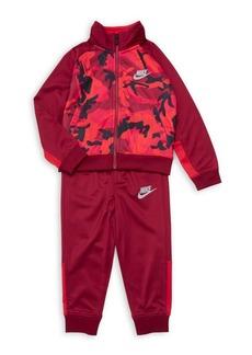 Nike Little Boy's Two-Piece Camo Jacket Set