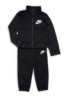 Nike Little Boy's Two-Piece Logo Jacket & Jogger Pants Set