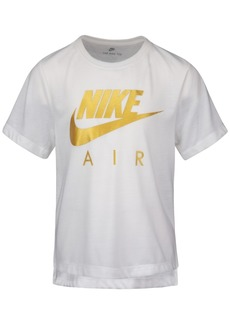 Nike Toddler Girls Air-Print T-Shirt
