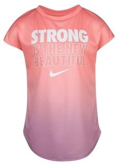 Nike Little Girl's Dri-FIT Graphic Tee