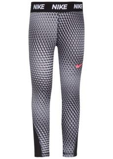 Nike Little Girls Dri-fit Performance Leggings