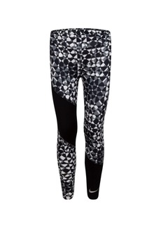 Nike Toddler Girls Dri-fit Printed Leggings