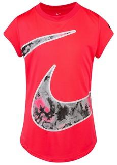 Nike Toddler Girls Dri-fit Printed T-Shirt