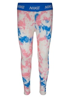 Nike Little Girl's Dri-FIT Tie-Dye Leggings
