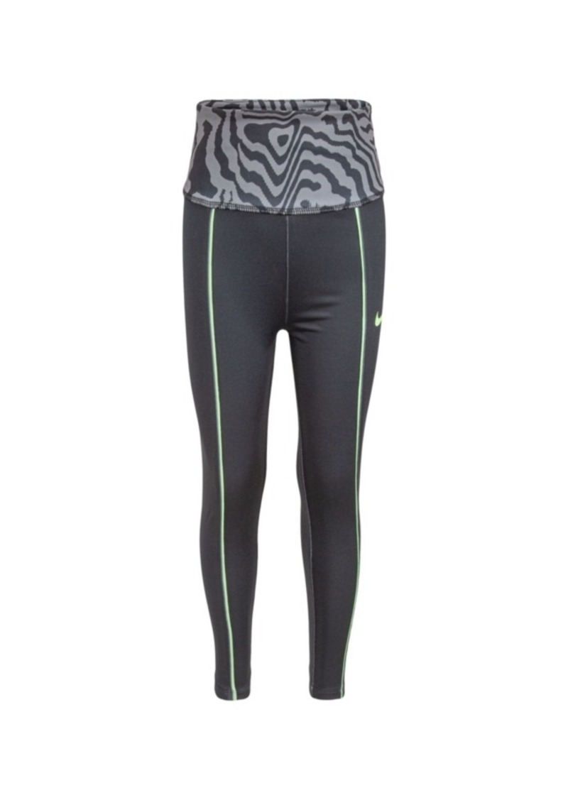 Nike Little Girls Electric Leggings