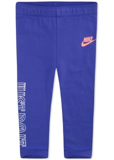 Nike Little Girls Favorite Futura Just Do It Leggings