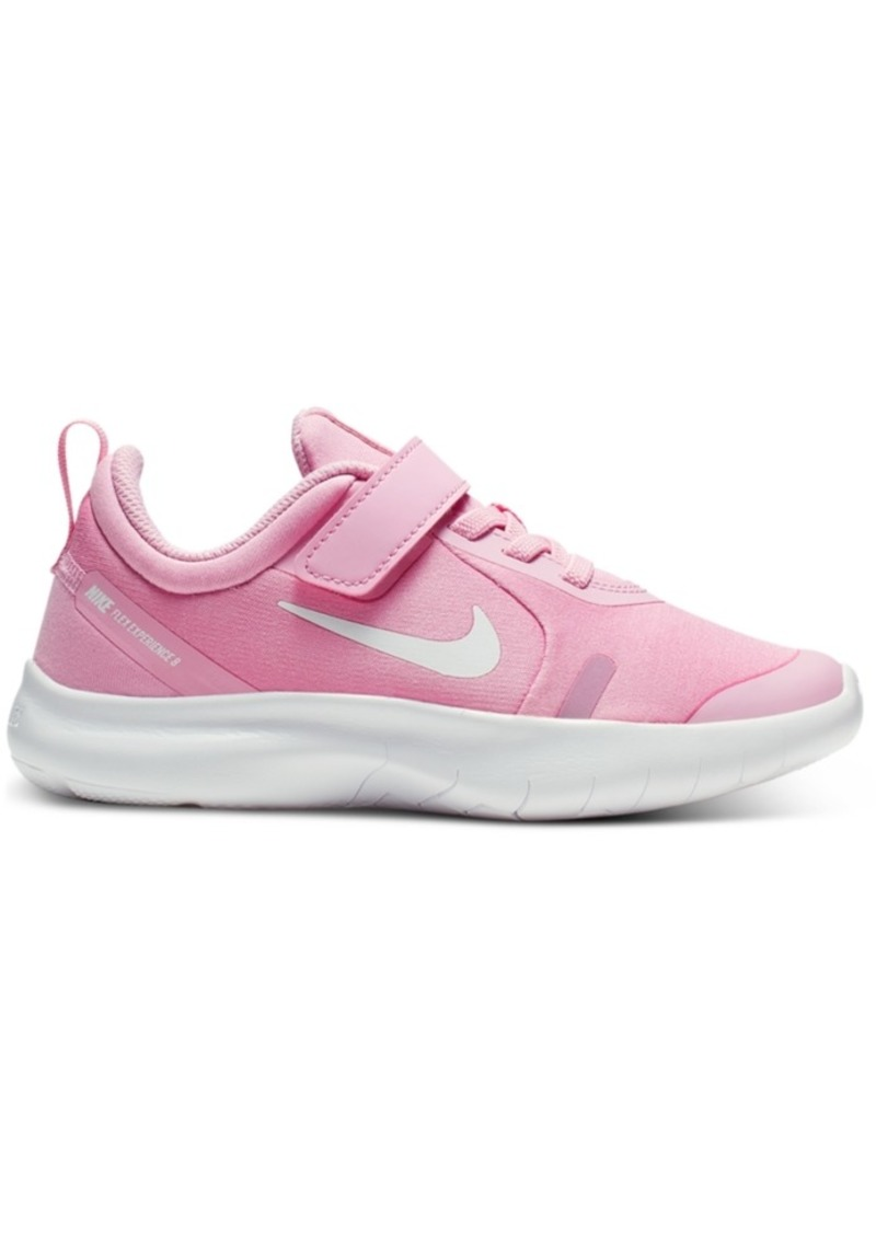 Nike Little Girls Flex Experience Run 8 Stay-Put Closure Running Sneakers from Finish Line