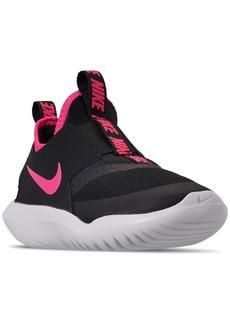 Nike Little Girls' Flex Runner Slip-On Athletic Sneakers from Finish Line