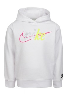Nike Little Girls French Terry Hoodie