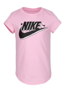 Nike Little Girls Future Marker T-Shirt