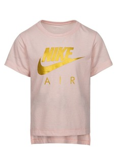 Nike Little Girl's Graphic High-Low Tee