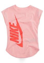 Nike Little Girls Graphic-Print Cotton T-Shirt