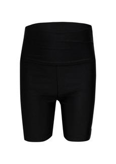 Nike Little Girls High Waist Shorts