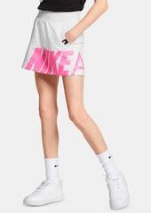 Nike Toddler Girls Logo-Graphic Scooter Skirt
