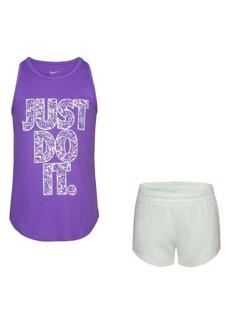 Nike Toddler Girls Logo Tank Top