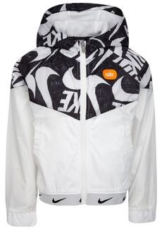Nike Toddler Girls Marker Mesh Jacket