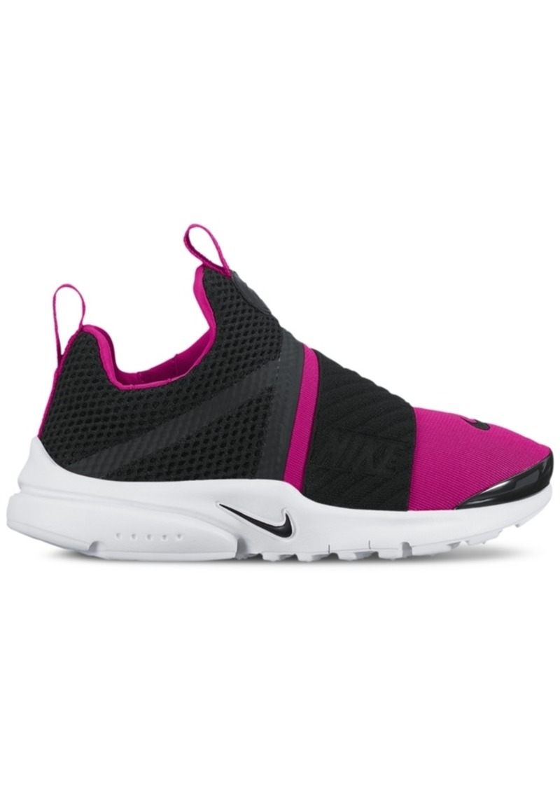 get cheap 131fa 75922 Little Girls  Presto Extreme Running Sneakers from Finish Line. Nike