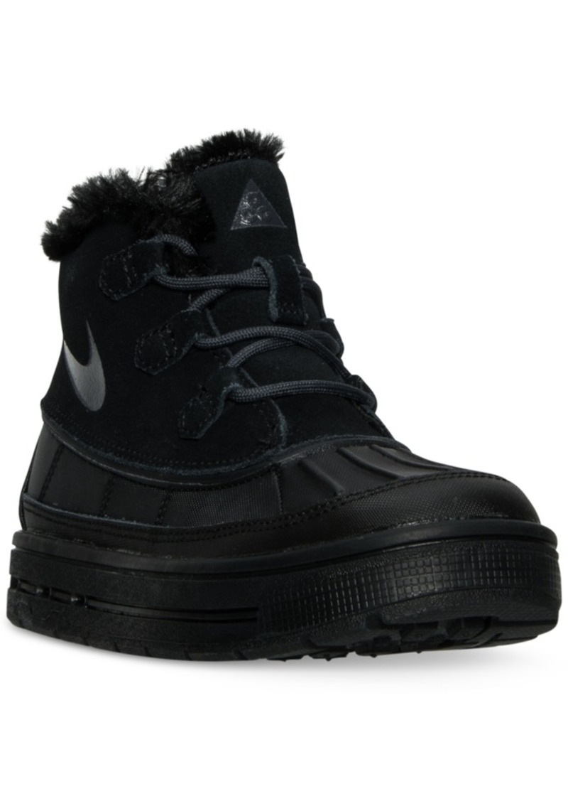 Nike Little Girls' Woodside Chukka 2 Boots from Finish Line