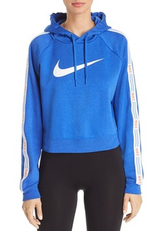 Nike Logo Hooded Sweatshirt