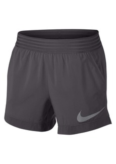 Nike Logo Stretch Shorts